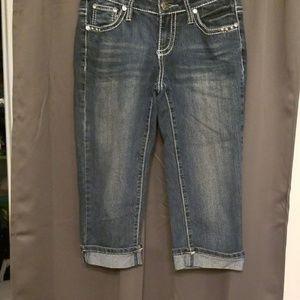 Earl Jeans women's capris size 4 P